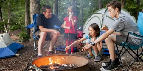 4 Activities to Enjoy While Camping, 3, Tennessee