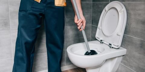 The Do's & Don'ts of Handling a Clogged Toilet, Canandaigua, New York