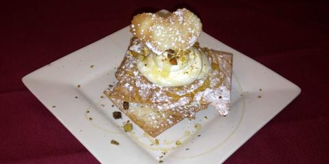 Escape to Italy For a Romantic Dinner With Fine Dining & Stacked Cannoli at Caffè dell'Amore, Naples, Florida