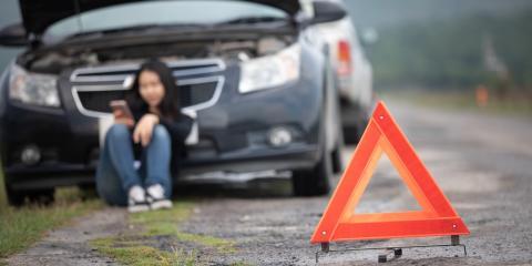 3 Common Causes of Auto Accidents, Canton, Georgia