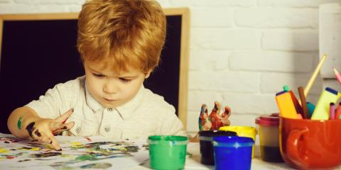 The Importance of Fine Motor Skills in Early Childhood Development, Canton, Georgia