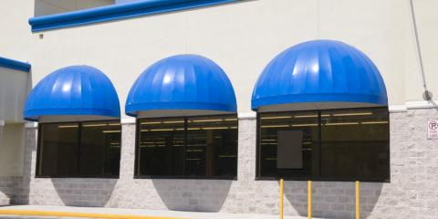 3 Big Differences Between Awnings & Canopies, Cleveland, Tennessee