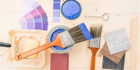 A Guide to House Paint Brushes, Canyon Lake, Texas