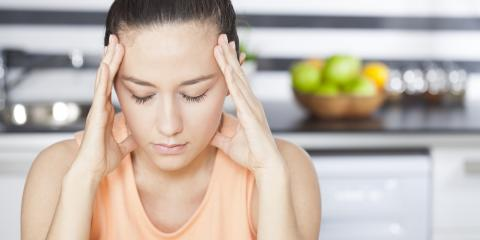 How Does a Chiropractor Provide Headache Relief?, Campbellsville, Kentucky