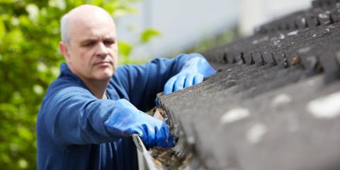 Top 3 Reasons to Keep Your Gutters Clean, Burnsville, Minnesota
