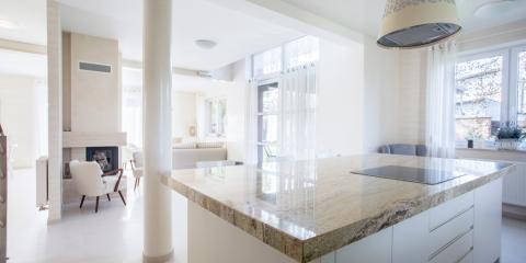 Columbus Remodeling Contractor Explains 3 Ways to Decide Between Granite & Marble, Worthington, Ohio
