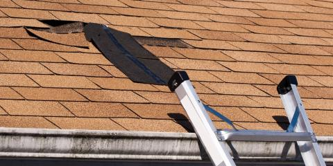Is Your Roof Suffering From Summer Storm Damage? , Burnsville, Minnesota