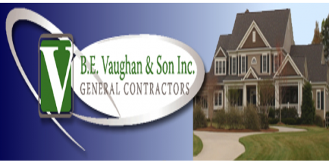 B. E. Vaughan & Son, Inc., General Contractors & Builders, Services, High Point, North Carolina