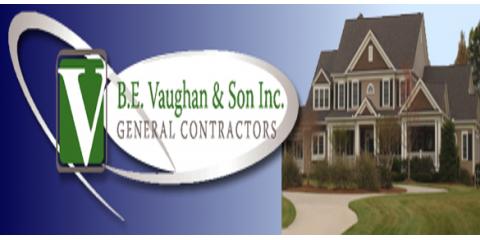 B. E. Vaughan & Son, Inc., General Contractors & Builders, Services, High Point, North Carolina