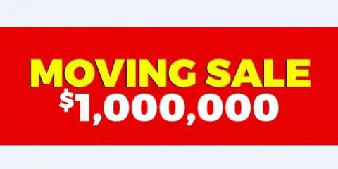 $1,000,000 W.O.W Furniture Moving Sale EXTENDED!, Dallas, Texas
