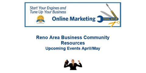The Events You've Been Asking For! Online Local Marketing Seminars and Training's In Your Area!, Reno, Nevada