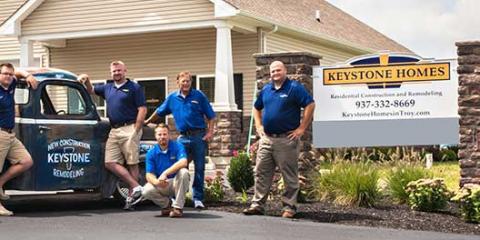 Keystone Homes, Custom Homes, Services, Troy, Ohio