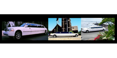 Coastline Limousine, Limousines, Services, Lahaina, Hawaii