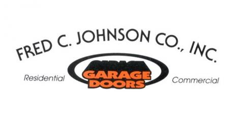 Fred C Johnson Co Inc, Garage Doors, Services, Jessup, Maryland