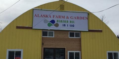 Alaska Farm & Garden, Lawn and Garden, Services, Anchorage, Alaska