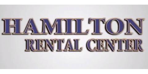 Hamilton Rental Center Inc, Tool and Equipment Rental, Services, Hamilton, Ohio