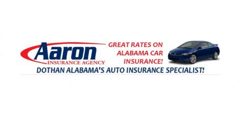 Aaron Insurance Agency, Insurance Agencies, Services, Dothan, Alabama