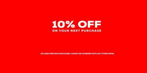 Receive 10% Off Your Next Purchase!, Brooklyn, New York