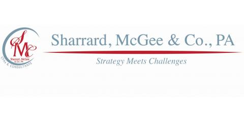 Sharrard McGee & Co PA, Accountants, Finance, High Point, North Carolina
