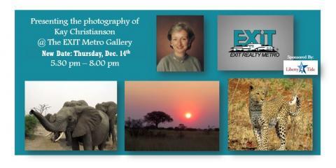 EXIT Realty Metro Art & Networking Event - Thursday, December 14th, Minneapolis, Minnesota