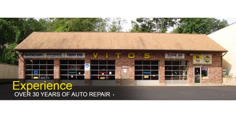 Vito's Auto Tech Inc., Auto Repair, Services, Waterbury, Connecticut