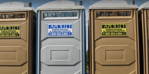 Apollo Portable Toilets & Pumping Service, LLC, Portable Toilets, Services, Mexico, Missouri