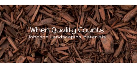 Johnson Landscaping Materials LLC , Mulches, Services, Lexington, Kentucky