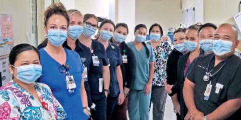 Kona Community Hospital Welcomes Patients Amid Pandemic, Kealakekua, Hawaii