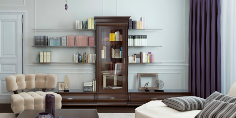 3 Ways Custom Glass Shelves Help You Make A Style Statement, High Point,  North