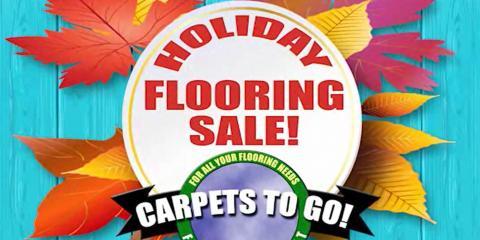 Carpets to Go - Holiday Flooring Sale, Onalaska, Wisconsin