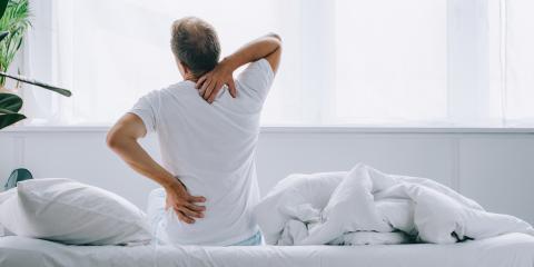 How to Sleep Better With Lower Back Pain, Mayodan, North Carolina