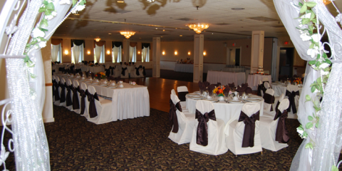 5 Perfect Events for Roma's Banquet Hall, Southwick, Massachusetts
