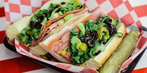 3 Popular Meats for Italian Sandwiches, Wahiawa, Hawaii