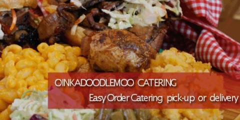 OinkADoodleMoo BBQ, BBQ Restaurants, Restaurants and Food, Clayton, Ohio