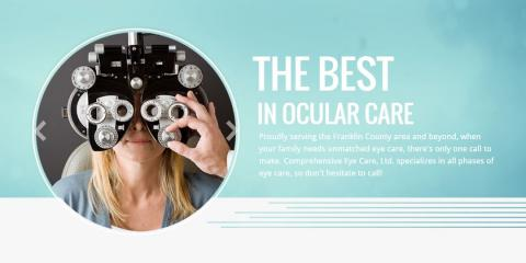 Comprehensive Eye Care, LTD., Optometrists, Health and Beauty, Washington, Missouri