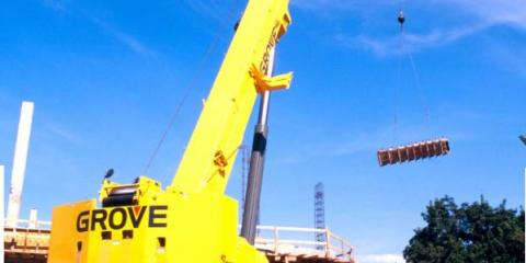 Alaska's Premier Crane Company Offers Insight on Rough Terrain Cranes, Anchorage, Alaska