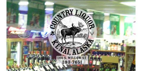 Country Liquor, Breweries & Beer Distribution, Restaurants and Food, Kenai, Alaska