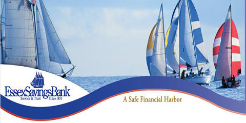 The Community Investment Program at Essex Savings Bank Supports Local Charities, Essex Village, Connecticut