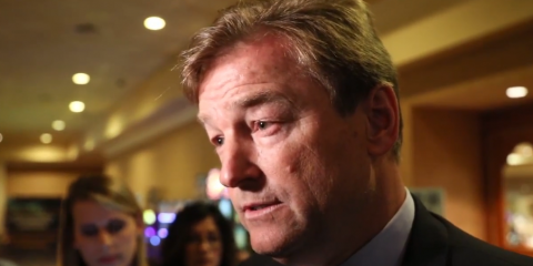 VIDEO: HELLER CALLS FOR SPECIAL PROSECUTOR TO INVESTIGATE TRUMP, ,