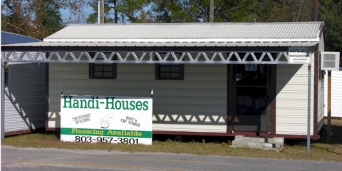 Handi-House of Oak Grove, Construction, Services, Lexington, South Carolina