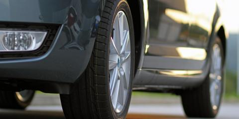 3 Signs Your Car Needs New Tires, Lincoln, Nebraska