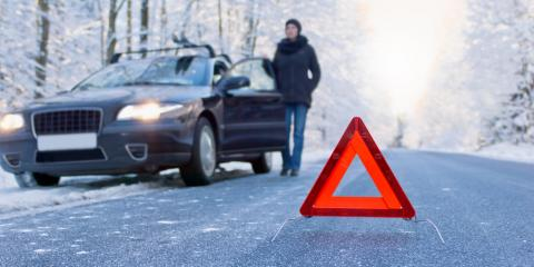 3 Winter Driving Tips to Avoid Car Accidents, Springdale, Ohio