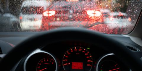 3 Tips for Driving Safely in the Rain, Honolulu, Hawaii