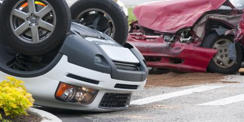 Car Accident Lawyer Shares 3 Tips to Prevent Vehicle Rollovers, Cincinnati, Ohio