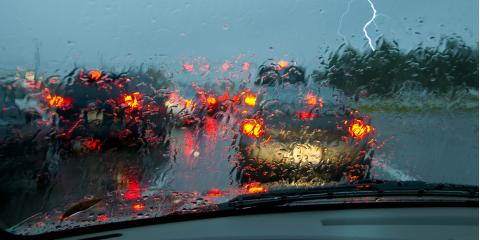 Car Accident Lawyers Share 5 Tips for Safe Driving in Wet Conditions, Winston-Salem, North Carolina