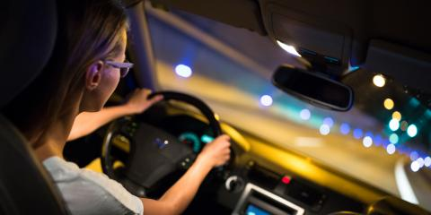 5 Safety Tips for Nighttime Drivers, Roanoke, Virginia