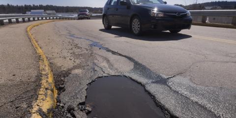 Car Accidents & Road Debris: Who Is Held Liable?, Roanoke, Virginia