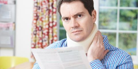 3 Long-Term Effects of Whiplash, Roanoke, Virginia