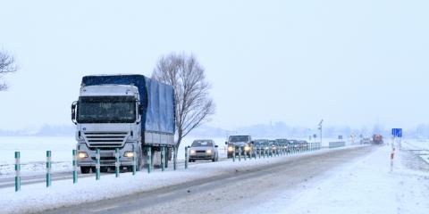 3 Ways to Avoid Winter Car Accidents Involving Tractor-Trailers, Roanoke, Virginia