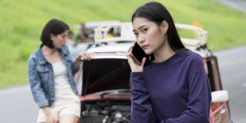 Guide on What to Do After a Car Accident, Honolulu, Hawaii
